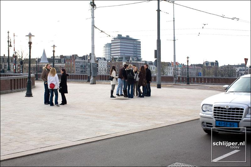 Nederland, Amsterdam, 11 april 2008