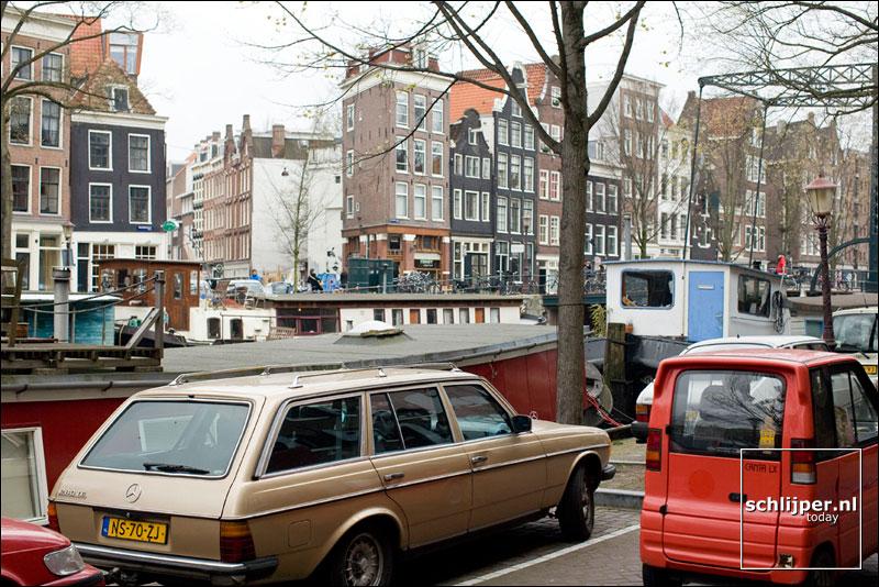 Nederland, Amsterdam, 12 april 2008