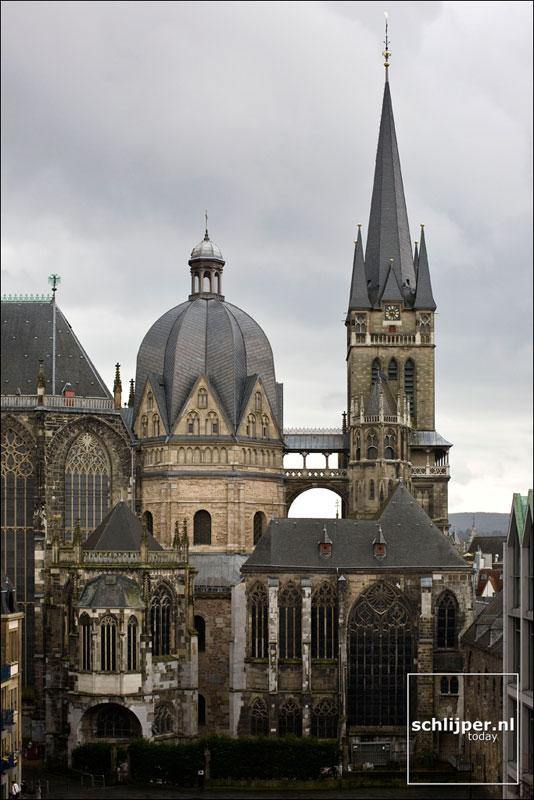 Duitsland, Aken, 13 april 2008