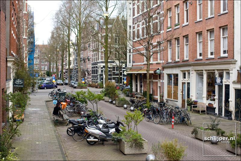 Nederland, Amsterdam, 14 april 2008