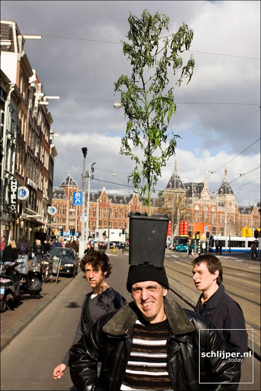 Nederland, Amsterdam, 15 april 2008