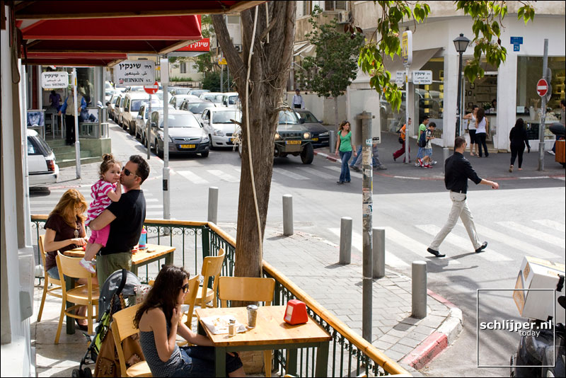 Israel, Tel Aviv, 16 april 2008