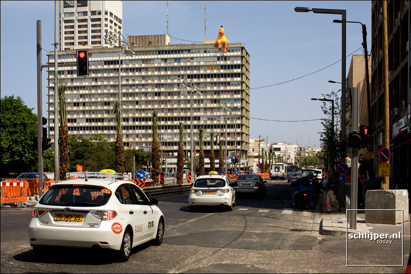 Israel, Tel Aviv, 18 april 2008