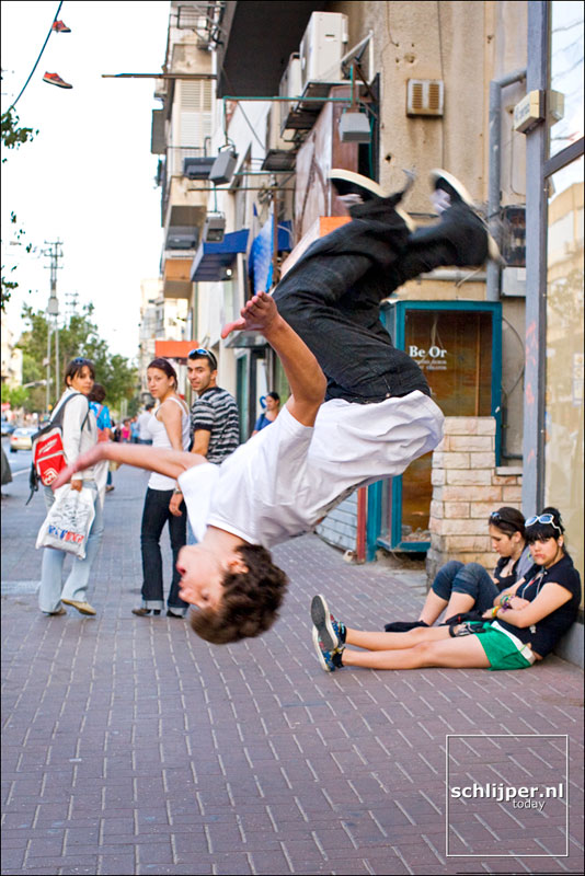 Israel, Tel Aviv, 21 april 2008