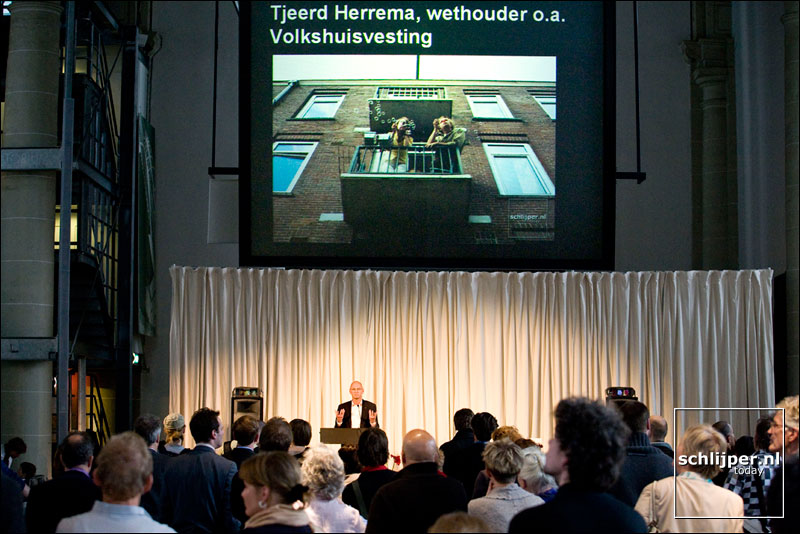 Nederland, Amsterdam, 24 april 2008