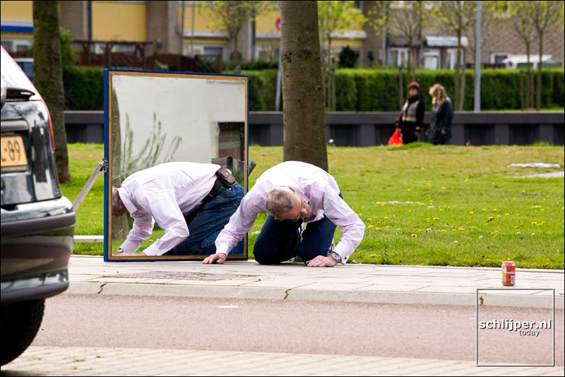 Nederland, Amsterdam, 25 april 2008