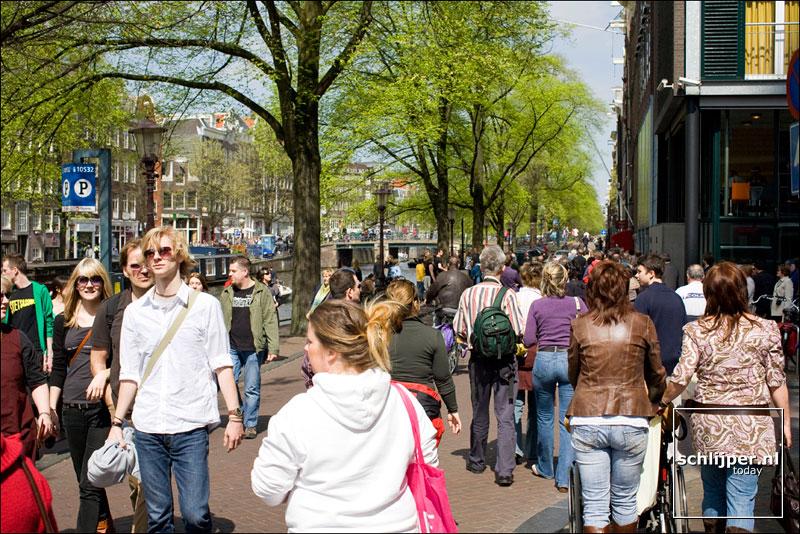 Nederland, Amsterdam, 26 april 2008