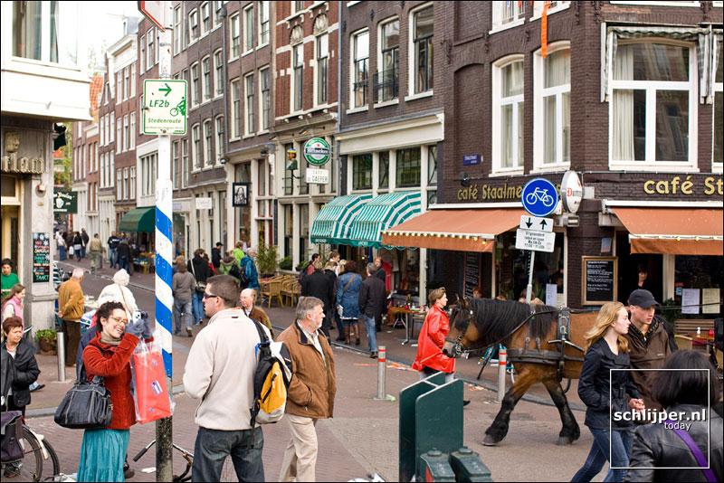 Nederland, Amsterdam, 1 mei 2008