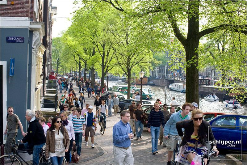 Nederland, Amsterdam, 3 mei 2008