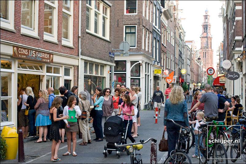 Nederland, Amsterdam, 9 mei 2008