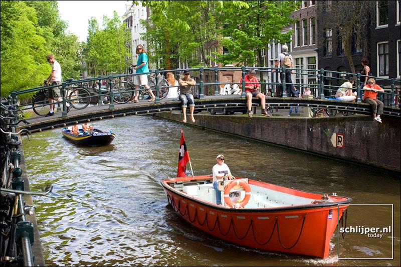 Nederland, Amsterdam, 12 mei 2008