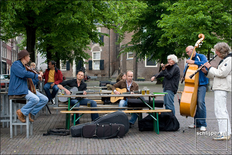 Nederland, Amsterdam, 16 mei 2008