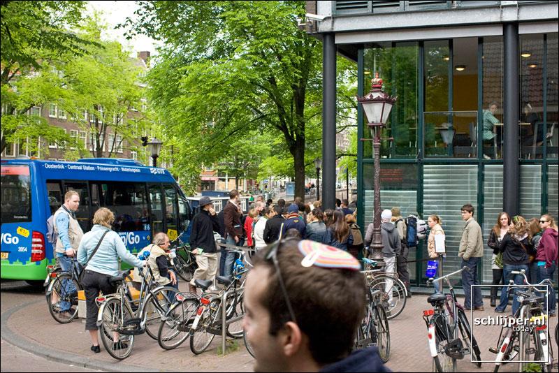 Nederland, Amsterdam, 18 mei 2008