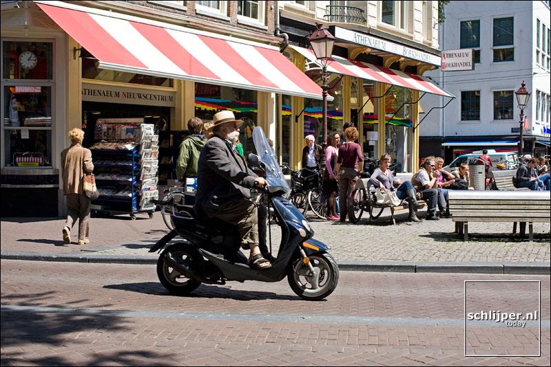 Nederland, Amsterdam, 20 mei 2008