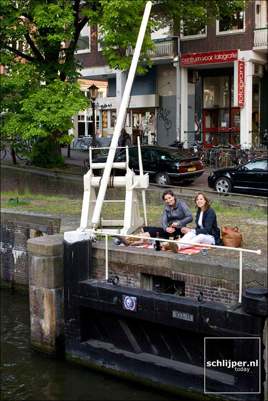 Nederland, Amsterdam, 21 mei 2008