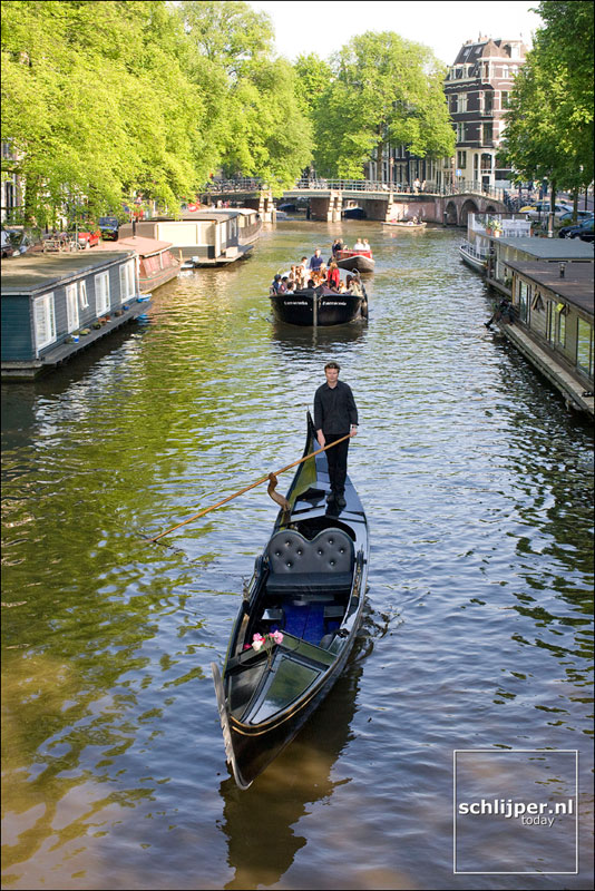 Nederland, Amsterdam, 23 mei 2008