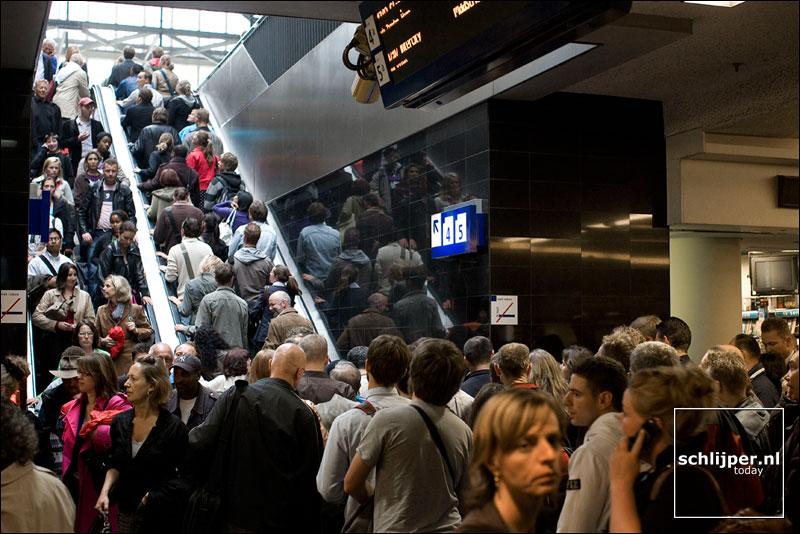 Nederland, Amsterdam, 27 mei 2008