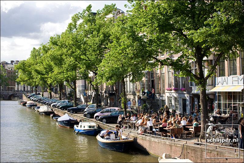Nederland, Amsterdam, 28 mei 2008
