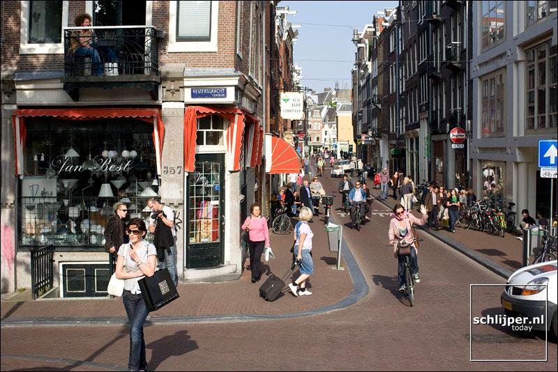 Nederland, Amsterdam, 30 mei 2008