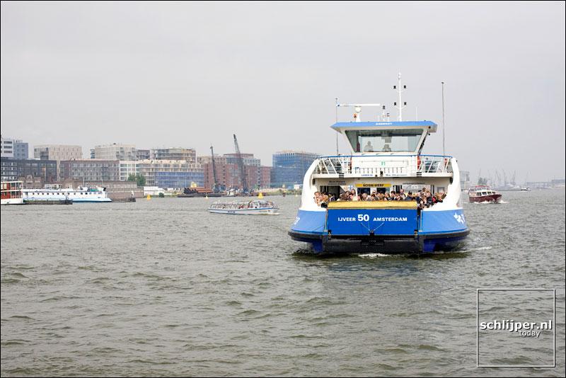 Nederland, Amsterdam, 31 mei 2008