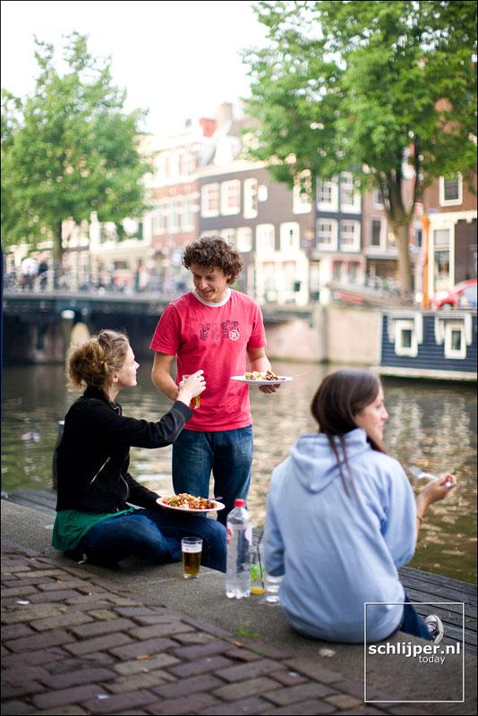 Nederland, Amsterdam, 1 juni 2008