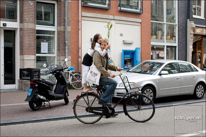 Nederland, Amsterdam, 4 juni 2008