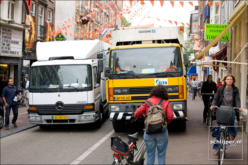 Nederland, Amsterdam, 5 juni 2008