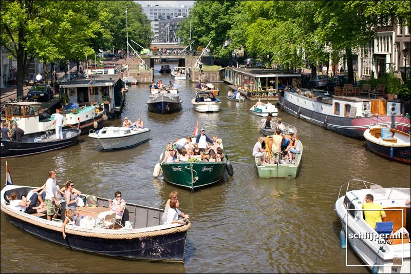 Nederland, Amsterdam, 8 juni 2008