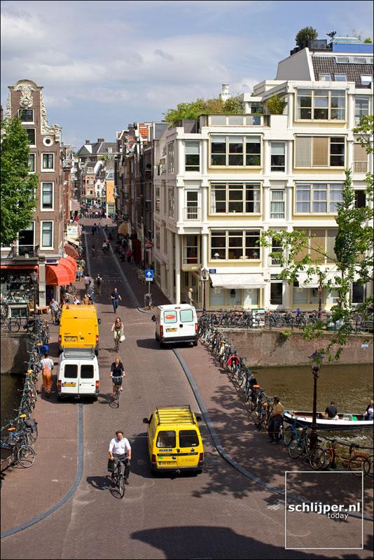 Nederland, Amsterdam, 10 juni 2008