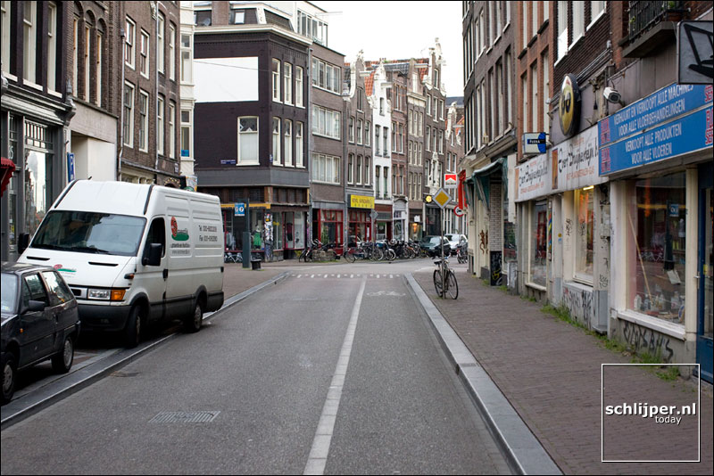 Nederland, Amsterdam, 12 juni 2008