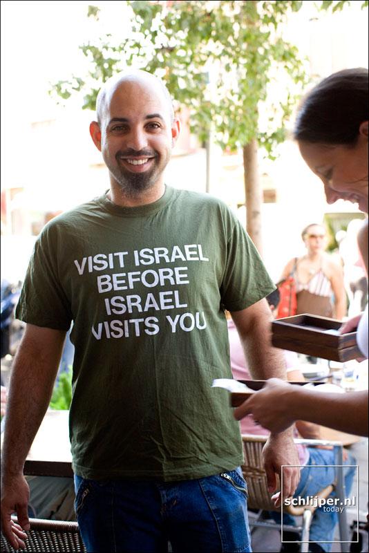 Israel, Tel Aviv, 13 juni 2008
