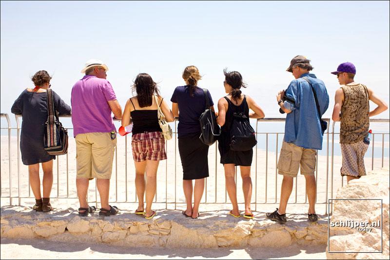 Israel, Masada, 17 juni 2008