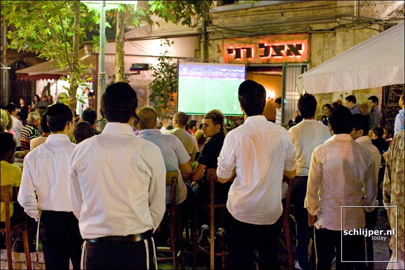 Israel, Jeruzalem, 17 juni 2008
