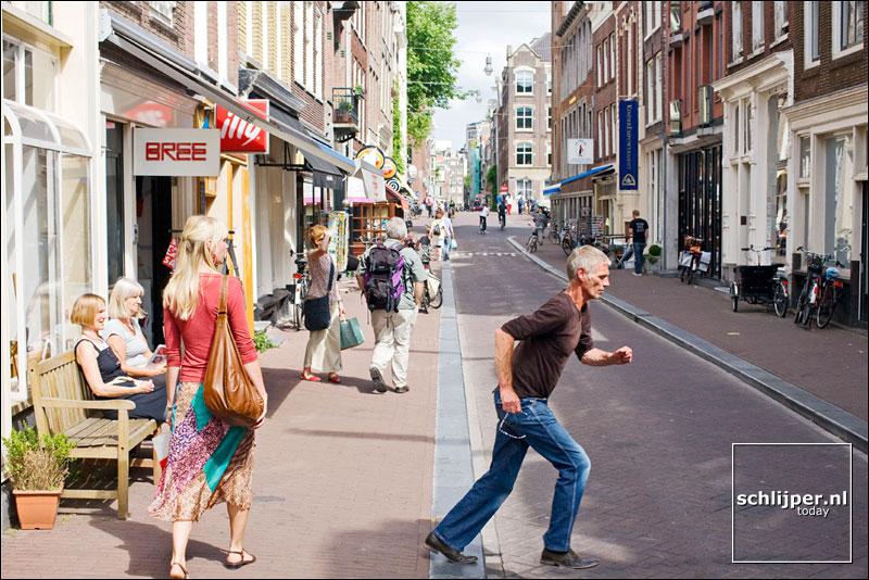 Nederland, Amsterdam, 25 juni 2008