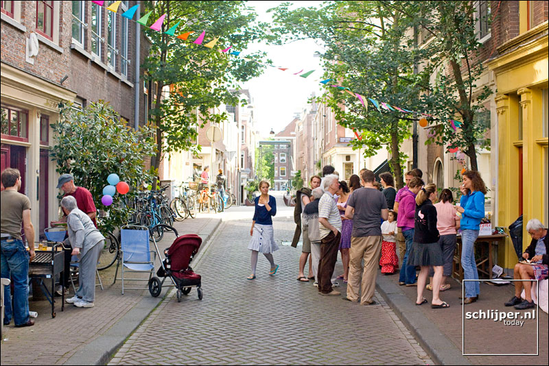 Nederland, Amsterdam, 29 juni 2008