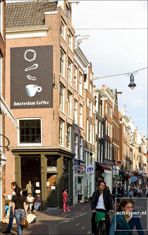 Nederland, Amsterdam, 30 juni 2008