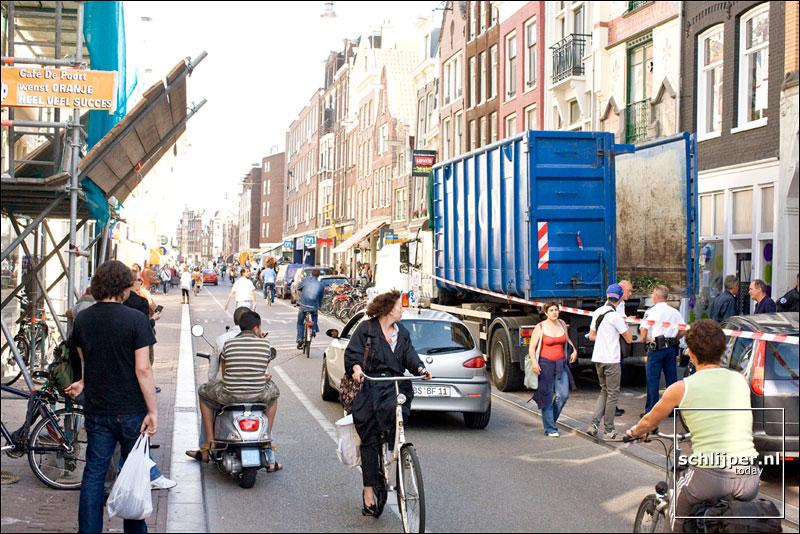 Nederland, Amsterdam, 4 juli 2008