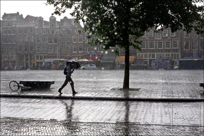 Nederland, Amsterdam, 7 juli 2008