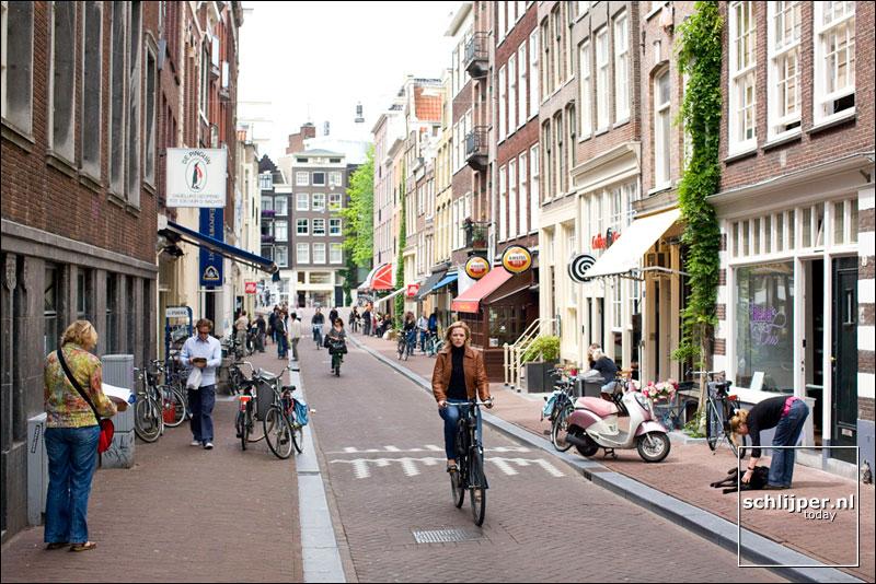 Nederland, Amsterdam, 9 juli 2008