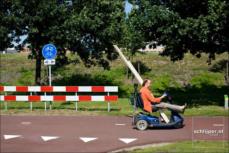 Nederland, Amsterdam, 14 juli 2008