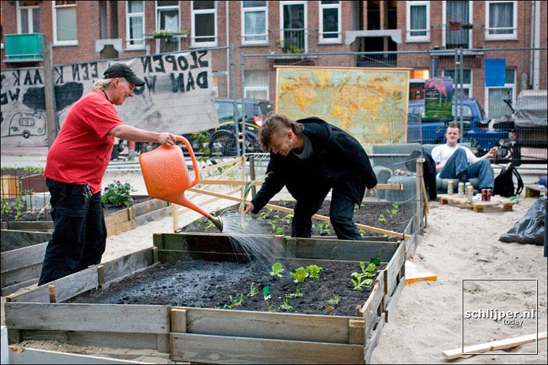 Nederland, Amsterdam, 15 juli 2008