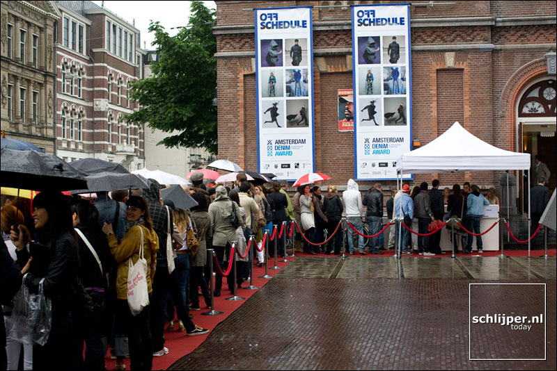 Nederland, Amsterdam, 17 juli 2008