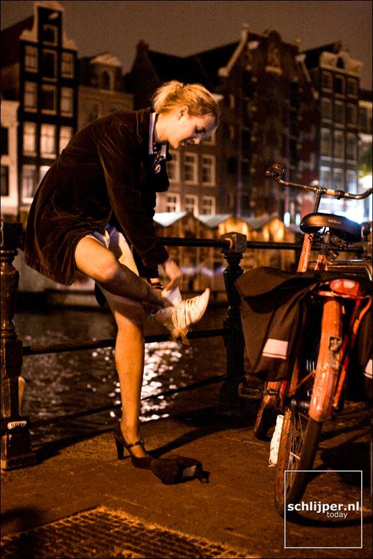 Nederland, Amsterdam, 18 juli 2008