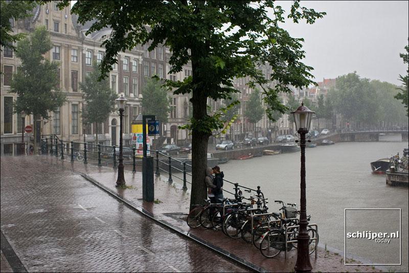 Nederland, Amsterdam, 19 juli 2008