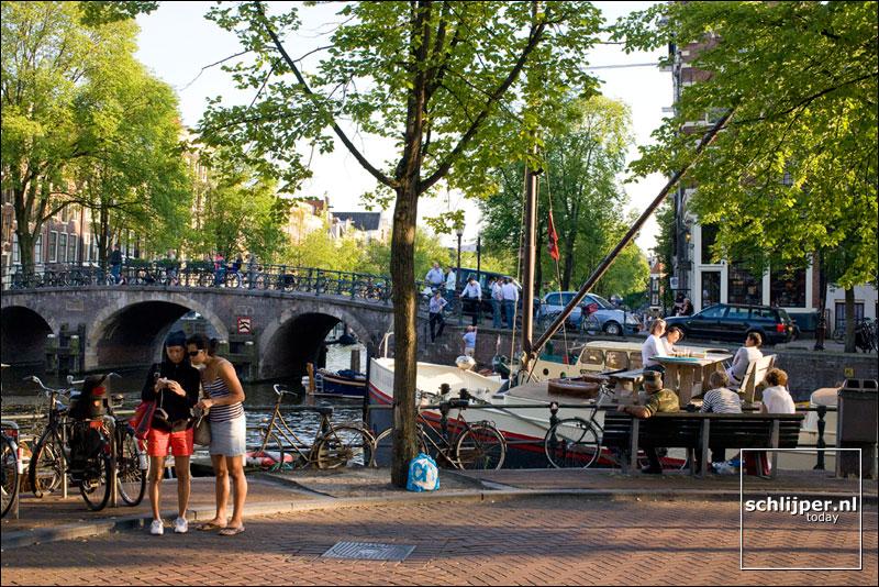 Nederland, Amsterdam, 23 juli 2008
