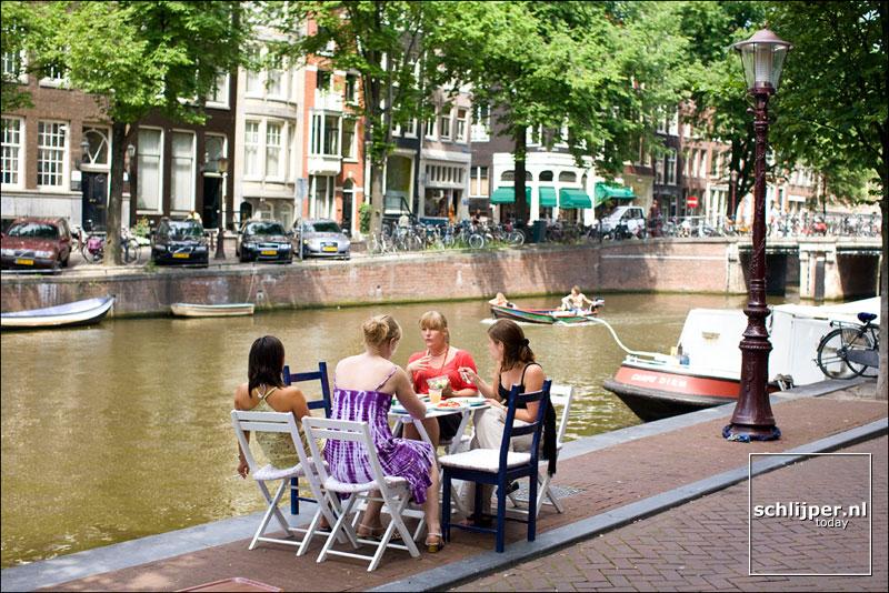 Nederland, Amsterdam, 25 juli 2008
