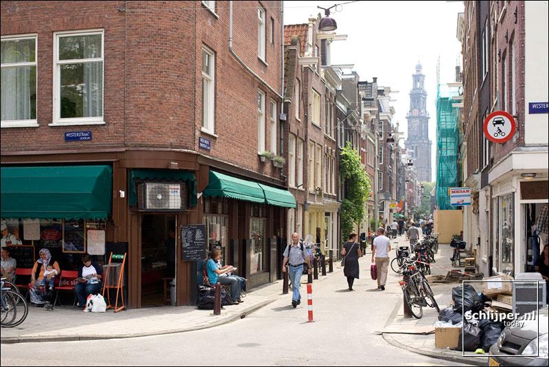 Nederland, Amsterdam, 28 juli 2008