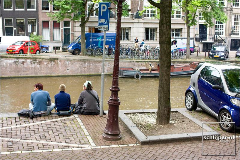 Nederland, Amsterdam, 29 juli 2008