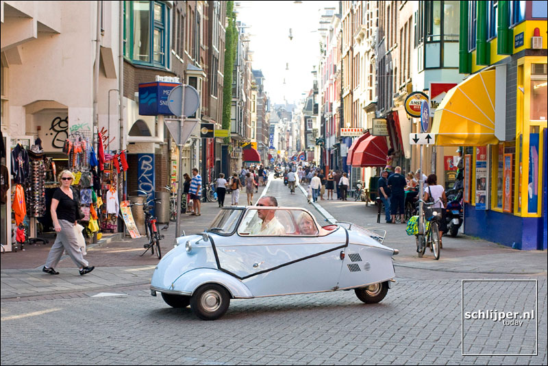 Nederland, Amsterdam, 31 juli 2008