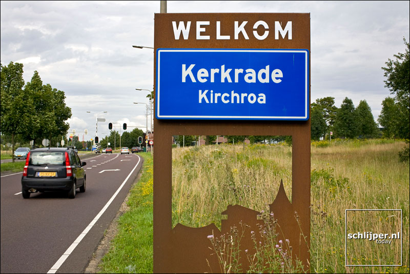 Nederland, Kerkrade, 3 augustus 2008